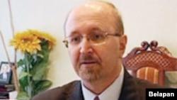 Belarus – The economist Uladzimer Karahin, undated
