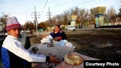 Город Чирчик под Ташкентом. Фото: Умида Ахмедова.