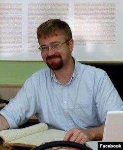 Британдык тарыхчы Александр Моррисон. 03.10.2011.