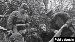 Кримські партизани, 1943 рік