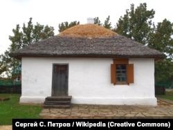 Будинок, в якому сім'я письменника Михайла Шолохова жила в станиці Каргинській Боківського району Ростовської області