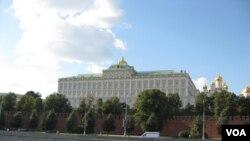 Фото: вигляд на Кремль, Москва