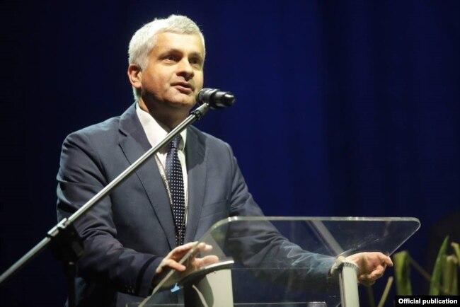 Падляскі ваявода Богдан Пашкоўскі