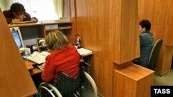 Человек с ограниченными возможностями нуждается в специально оборудованном рабочем месте