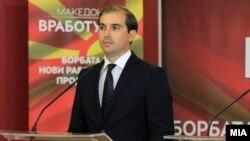 Поранешниот министер за труд и социјала Диме Спасов