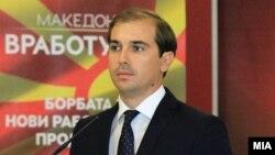 Дополнителниот заменик-министер Диме Спасов