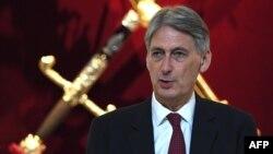 Ministri i Financave në Britaninë e Madhe, Philip Hammond, foto nga arkivi