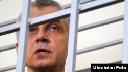 Валерий Иващенко в зале суда