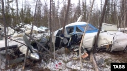The L-410 of Khabarovsk Airlines crashed flying from Khabarovsk to the village of Nelkan on November 15.