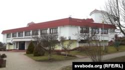 Будынак польскай школы ў Ваўкавыску