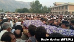 د خان لالا جنازه