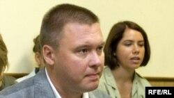 Павел Рягузов в Московском окружном военном суде