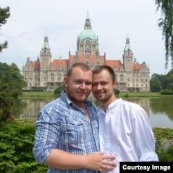Дмитрий Чуносов и Иван Ярцев