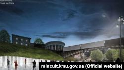 Переможець відкритого архітектурного конкурсу на будівництво Меморіалу Небесної сотні