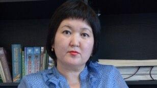 Дария Ертайқызы, Азаттықтың блог байқауына қатысушы