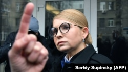 "Former Ukrainian Prime Minister and current presidential candidate Yulia Tymoshenko: ""All our income and expenses are absolutely public."""