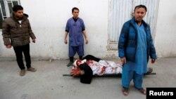رقم زخمیهای حملات روز سه شنبه کابل به ۹۸ تن افزایش یافت