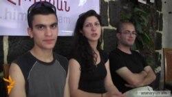 «Հիմնադիր խորհրդարան»-ի ակտիվիստներին բերման են ենթարկել «քաղաքական հայացքների» համար