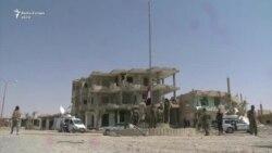 Qyteti sirian, i shkatërruar nga militantët e IS-it