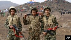 The Basij force is a paramilitary arm of the powerful Islamic Revolutionary Guards Corps.
