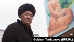 Турдаалы Кожоналиев, отец Бурулай.