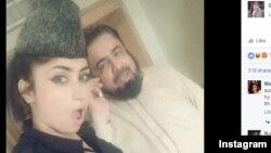 Model Qandil Baloj mufti Abdul Qaviy bilan