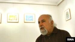 هانیبال الخاص در یکی از نمایشگاه های نقاشی