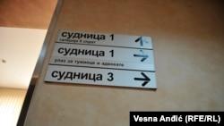 Specijalni sud u Beogradu.
