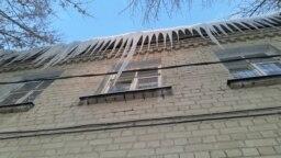 Saratov icicles