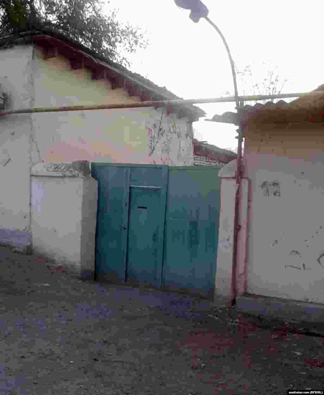 Дом под снос в Ашхабаде