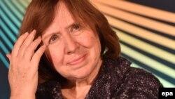 Nobel laureate Svetlana Alexievich