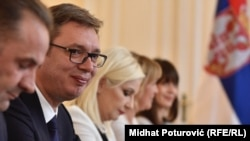 """""""Vučić nema razloga da bude nezadovoljan kad pogleda u pravcu svojih oponenata"""""""