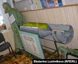 Авиабомба, которая хранилась на арсенале Марадыковский