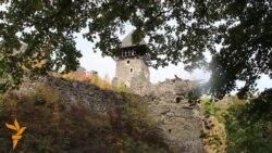 Закарпатське село Кам'яниця славиться старовинним замком та унікальною «живою» колекцією червонокнижних квітів