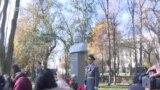 Бишкекте Усубалиевдин эстелиги ачылды