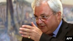 Заступник генерального секретаря ООН з гуманітарних питань Стівен О'Браєн