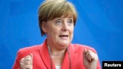 Канцлер ФРГ Ангела Меркель (архив)