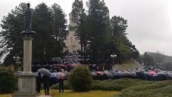 Serbian Orthodox Church Fights Religious Freedom Bill In Montenegro