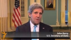 Kerry On Norouz And Iran Nuclear Talks