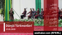 """Türkmen aýdym-saz sungaty: Aýdymçy """"bolçulygynda"""" aýdym """"gytçylygy"""""""