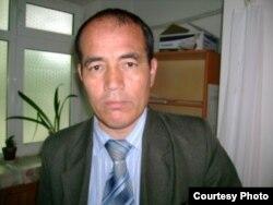 Uzbek lawyer Ruhiddin Komilov
