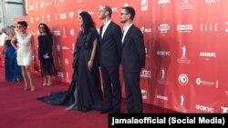 Джамала на відкритті Одеського кінофестивалю