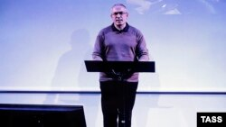 Mikhail Khodorkovsky, arxiv fotosu