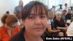 Ljiljana Alvir, foto: Enis Zebić