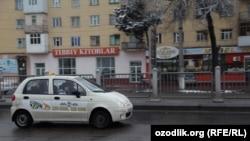 "Ўзбекистондаги таксиларнинг кўпи ""Матиз"" русумида."