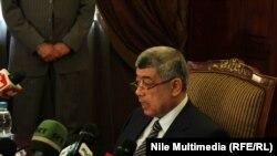 وزير الداخلية المصري المقال محمد ابراهيم، آيار 2014