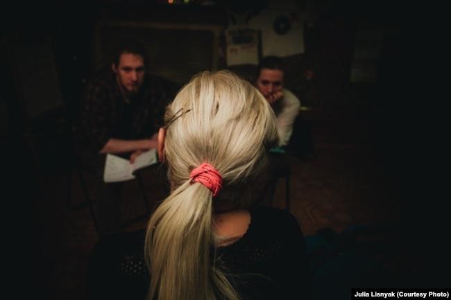 """Тренинг для секс-работниц в движении """"Серебряная Роза"""""""