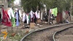Life Along The Tracks In Baku's 'Shanghai'