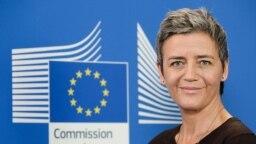 Margret Vestager, evropska komesarka za zaštitu tržišne konkurencije