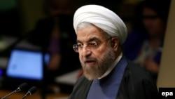 İran prezidenti -Hassan Rohani